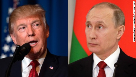 Trump plans to focus on Syria, Ukraine in Putin meeting