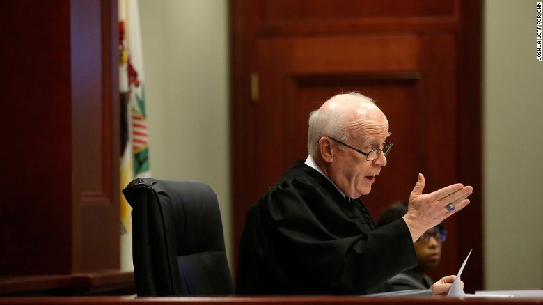 Wrongfully convicted man wants name back cnn judge william brady talks during mccullough39s certificate of innocence ccuart Images