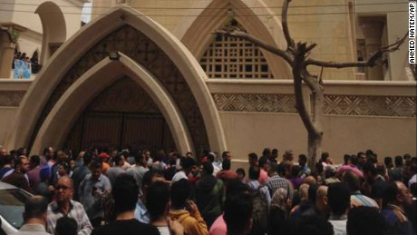 Analysis: Egyptians see failed security in church attacks