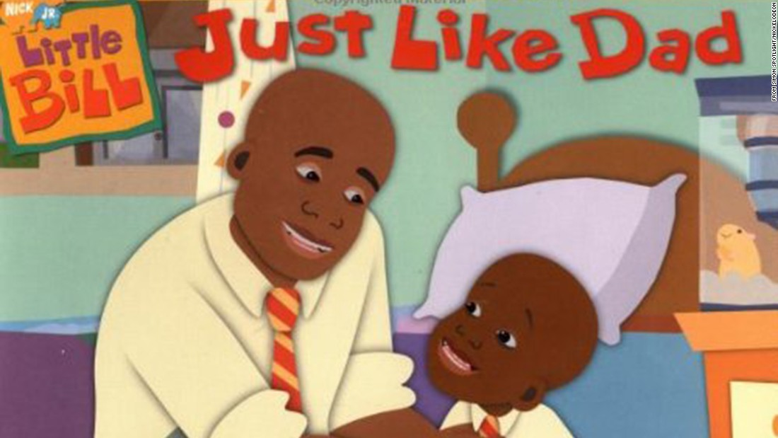 This children's book series was challenged because of criminal sexual allegations against the author.