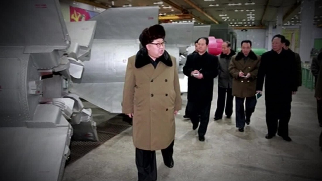 How Kim Jong Un has tightened his grip on power