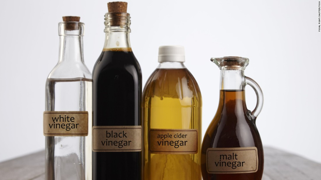 This antiglycemic response can be induced by any sort of vinegar, not just apple cider vinegar, Johnston says, such as red and white wine vinegars, pomegranate vinegar or even white distilled vinegar.