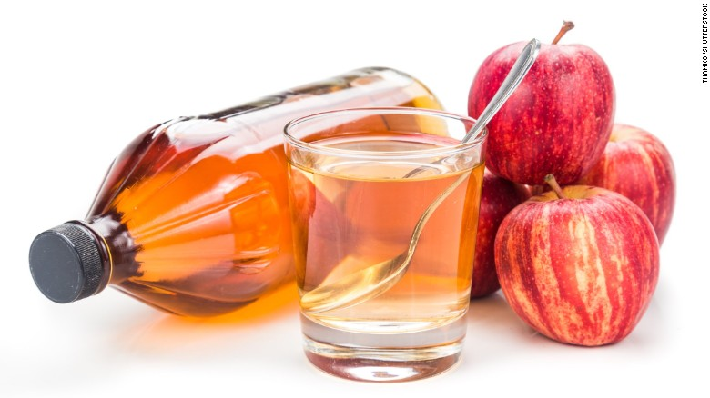 Some People Praise The Use Of Apple Cider Vinegar As A Cure All For