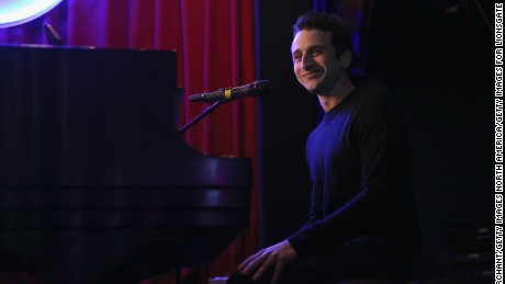 "Composer Justin Hurwitz performs during An Evening of ""La La Land"" Music on March 12, 2017 in Austin, Texas."