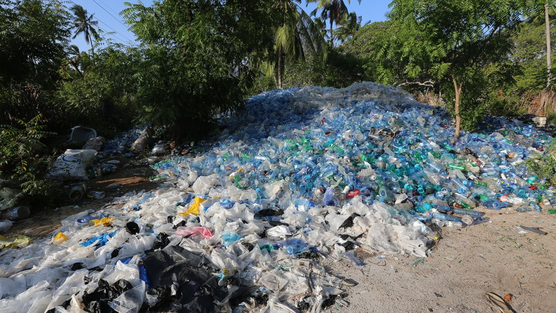 "<a href=""http://www.eunomia.co.uk/reports-tools/plastics-in-the-marine-environment/"" target=""_blank"">Reports</a> show that eight million tons of plastic enter the oceans every year."