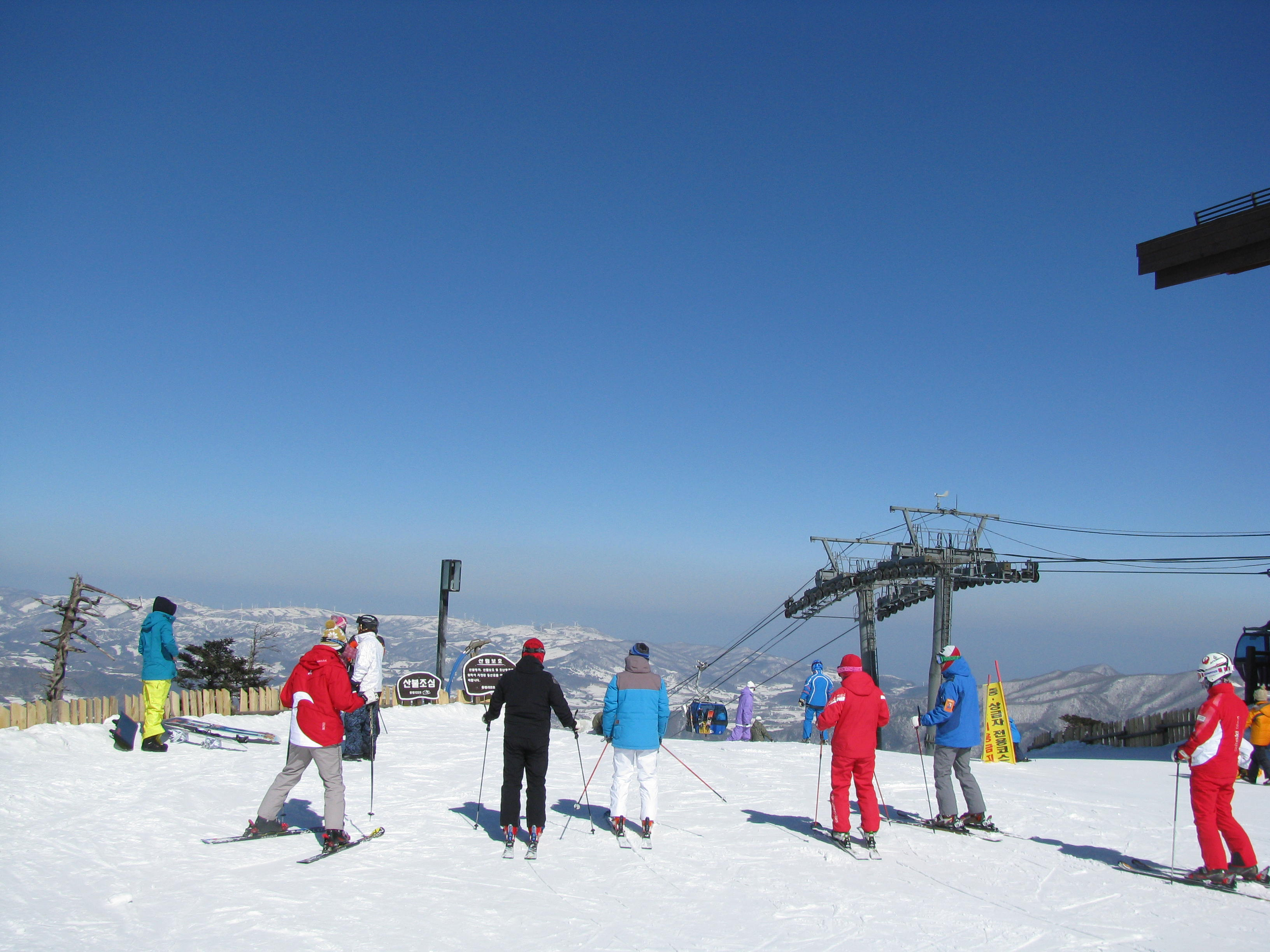 asia u0027s 10 top ski resorts cnn travel
