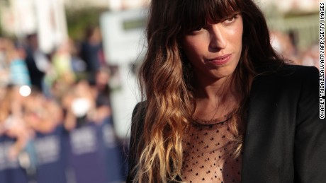 French singer Lou Doillon, member of the jury, arrives for the opening ceremony of the 39th edition of the Deauville's US film festival on August 30, 2013 in Deauville, northwestern France.  AFP PHOTO / CHARLY TRIBALLEAU        (Photo credit should read CHARLY TRIBALLEAU/AFP/Getty Images)