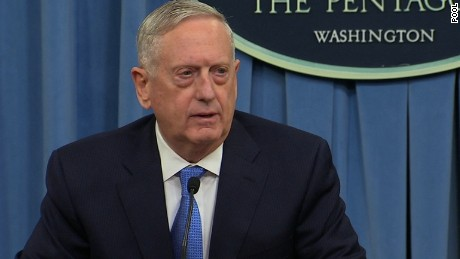 Pentagon: No doubt Syria behind gas attack