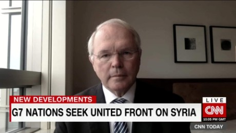 Mixed messages from U.S. leaders on Syria