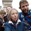 mark beaumont mother una