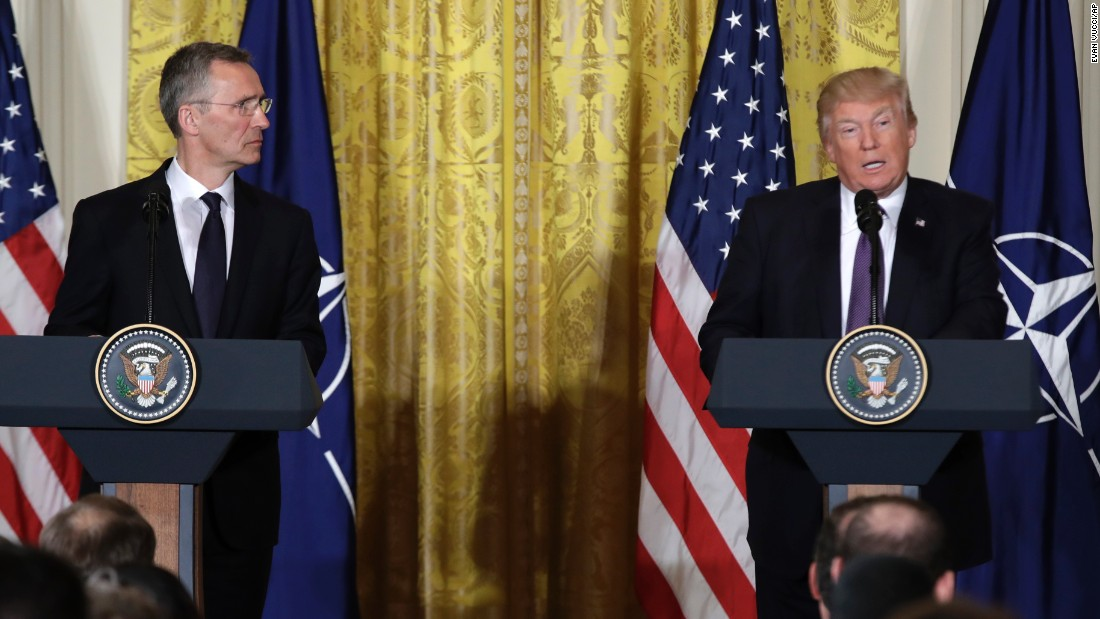 Trump at NATO: What to watch