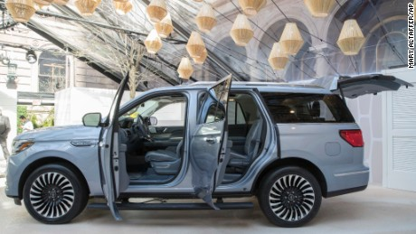 2018 lincoln truck. fine 2018 in this tuesday april 11 2017 photo the 2018 lincoln navigator is inside lincoln truck