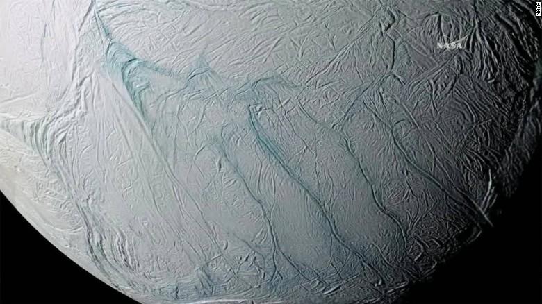 Saturn's moon Enceladus' 'tiger stripes' mystery explained