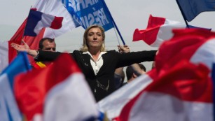 Win or lose, Marine Le Pen is a nightmare for the EU