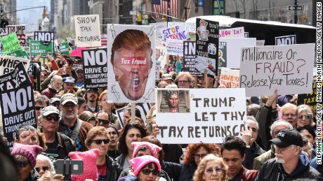The Point: This is ALWAYS how the fight for Donald Trump's tax returns was going to end