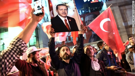 Turkey's democracy has died