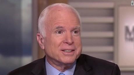 McCain: Trump administration needs a strategy - CNN Video