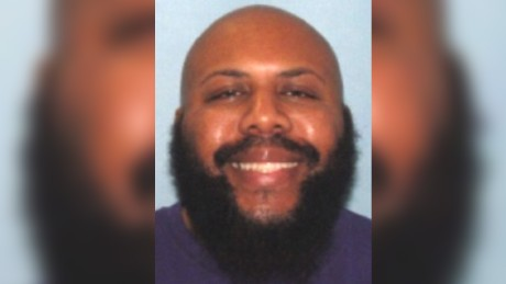 Manhunt widens for Cleveland murder suspect