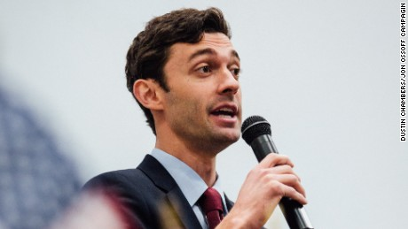 Ossoff falls just short in Georgia special election as GOP gets wakeup call