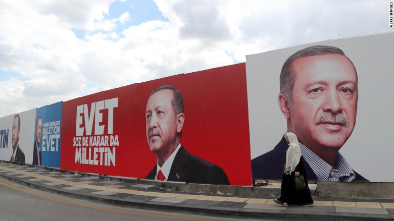 Turkey's referendum: One thing to know