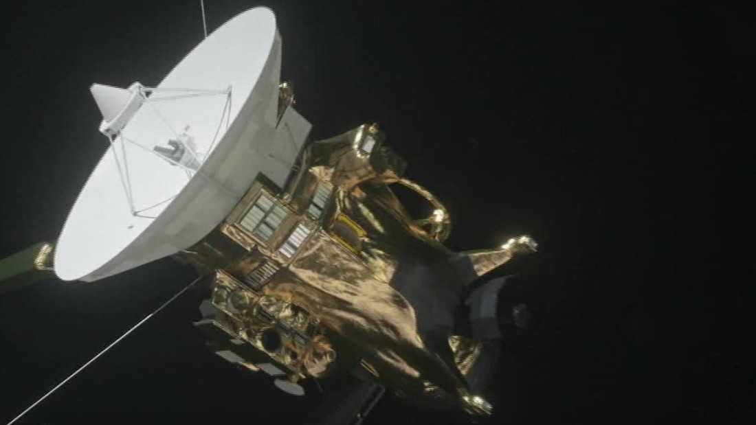Cassini's swan song: 13-year Saturn mission ends Friday