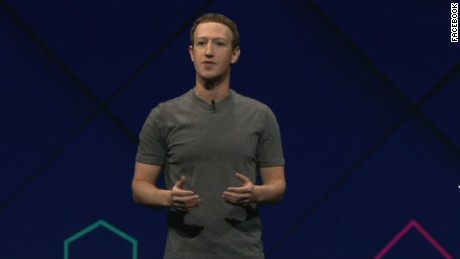 Zuckerberg talks about Facebook murder video