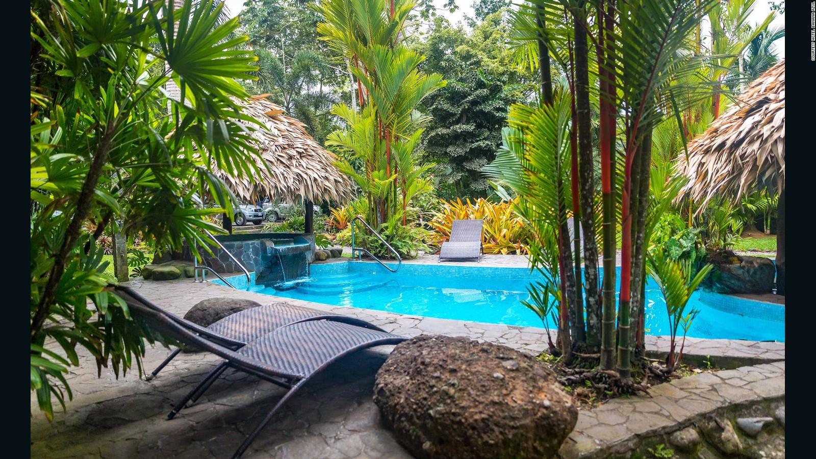 10 resorts for every type of traveler cnn travel