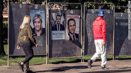 Macron and Le Pen: How two outsiders defeated France's political elite