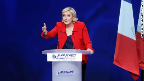 French elections: Can Marine Le Pen actually win?