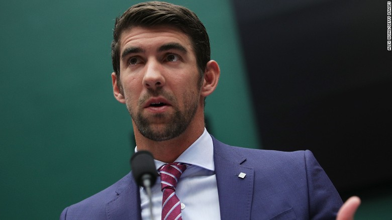 Michael Phelps: Doping is too prominent