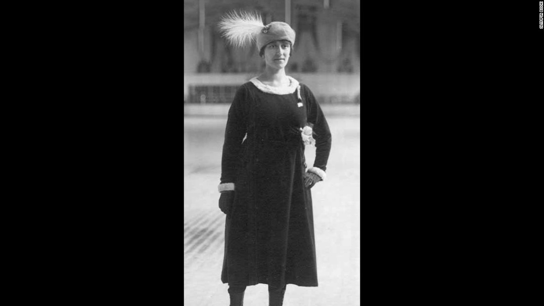 "Magda Julin of Sweden competed at the 1920 Olympic Games as an individual figure skater while four months pregnant. She won gold at the games, which took place in Antwerp that year. Julin continued skating well into her 90s, according to the <a href=""http://sok.se/idrottare/idrottare/m/magda-julin.html"" target=""_blank"">Swedish Olympic website</a>, and died at the age of 96."