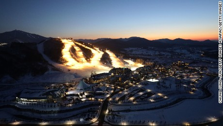 The 2018 Winter Olympics are due to be held in Pyeongchang, South Korea.