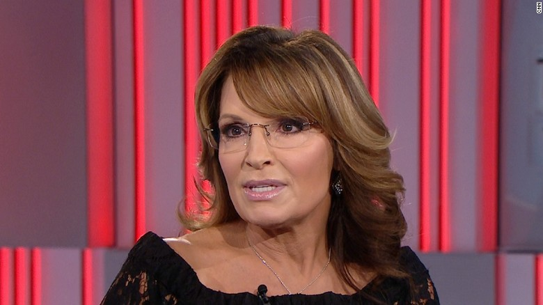 Palin: Women shouldn't have stayed for checks