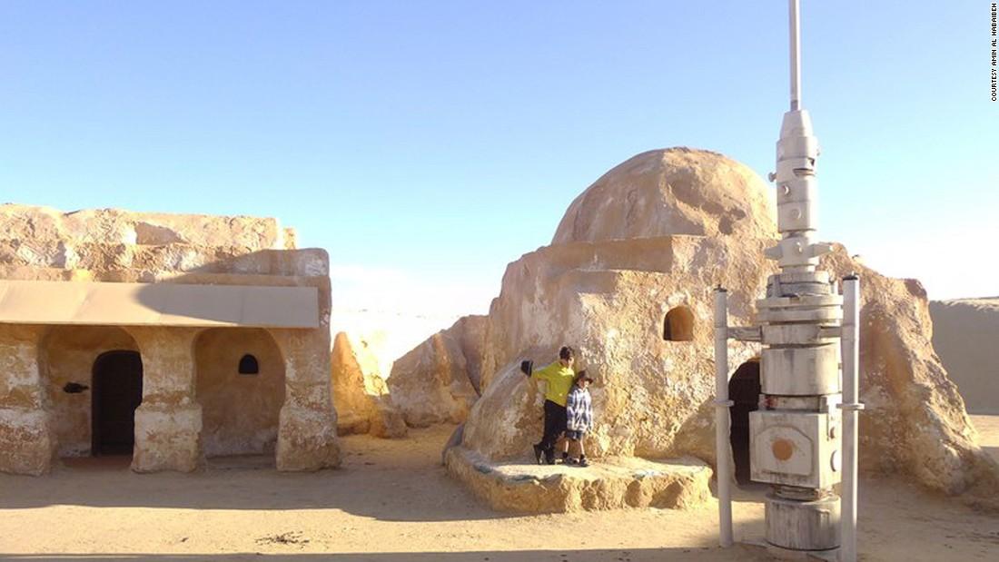 New technology brings Star Wars-style desert moisture farming a step closer