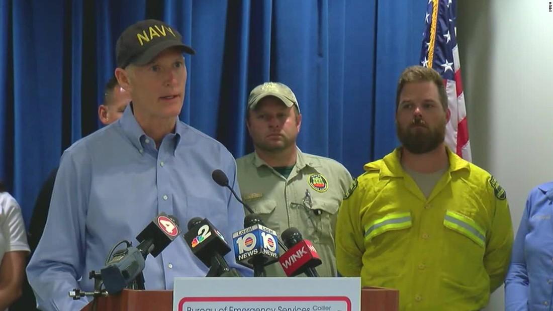 Florida wildfires: Rain brings brief relief