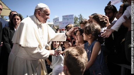 Pope rebuked concentration camp remark orig vstop dlewis_00000000