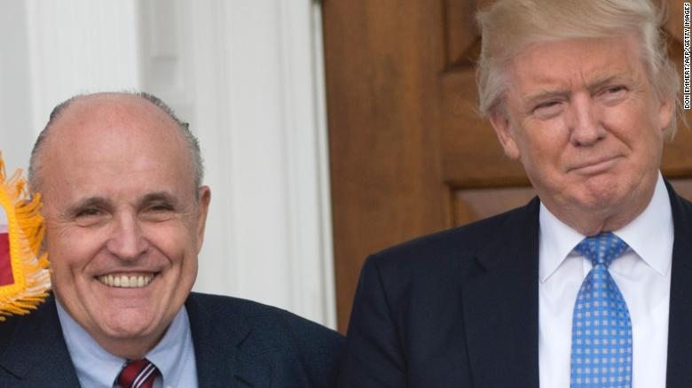 Giuliani: No Mueller-Trump Interview Without FBI Informant Documents