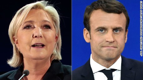 National Front: Macron's 'project' not patriotic