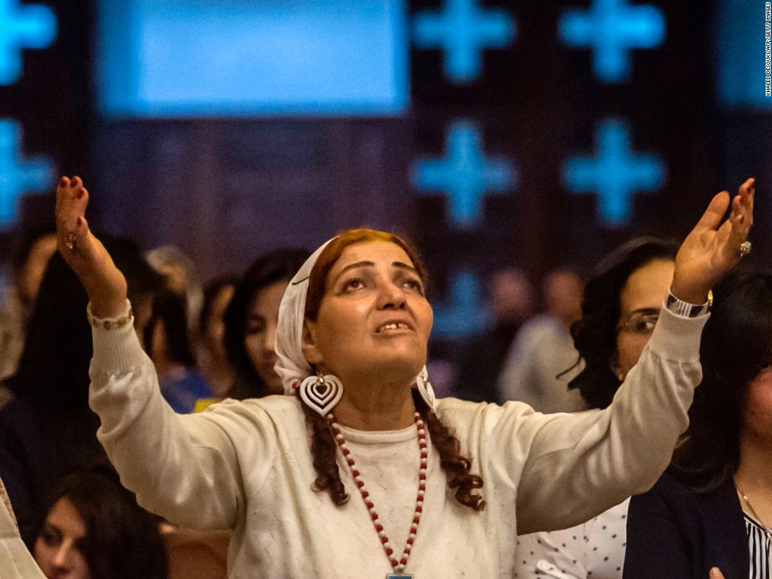Coptic Christians targeted
