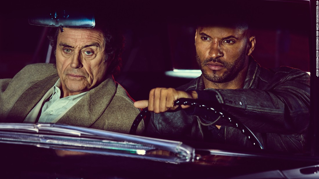 'American Gods' can't make sense of Neil Gaiman novel