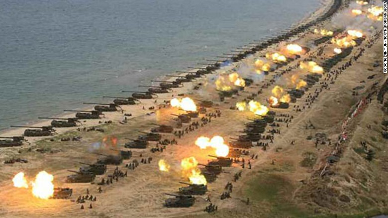Pyongyang warns against US-South Korea drills