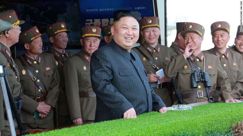 North Korea: CIA plotting to kill Kim Jong Un