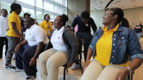 Scholarship surprise changes students' lives
