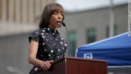 Baltimore mayor takes leave of absence while embroiled in book scandal