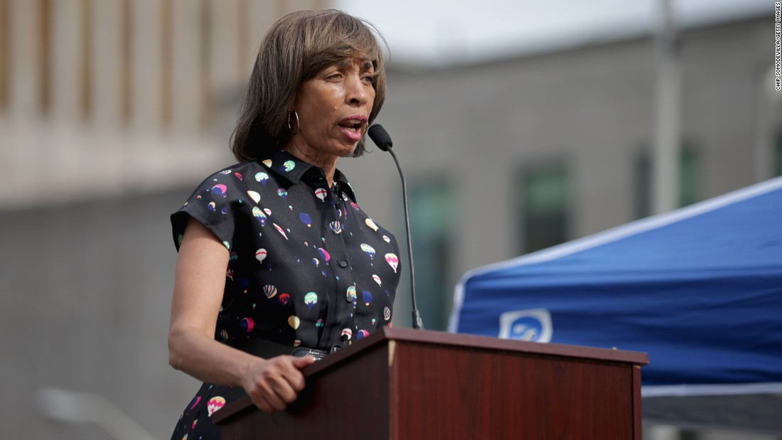 Catherine Pugh: Feds search locations tied to Baltimore mayor in connection with book scandal - CNNPolitics