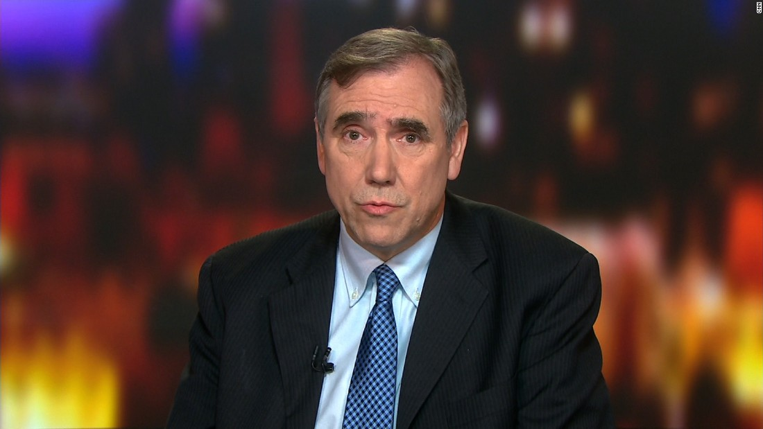 Jeff Merkley isn't on the 2020 radar -- and that might be part of the plan
