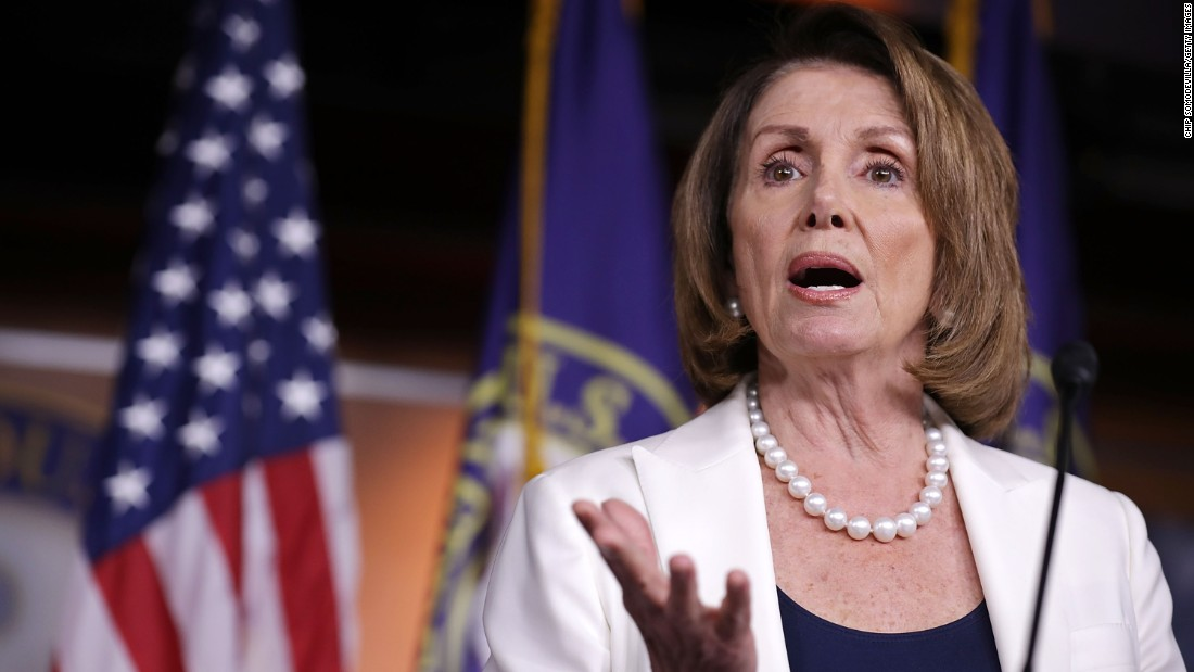 Pelosi: Don't kick out anti-abortion Dems from party