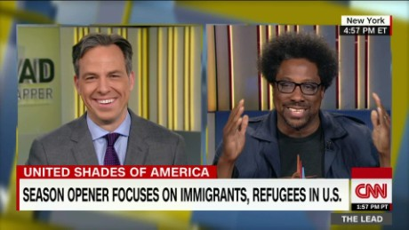 Kamau Bell talks with White Nationalist united shades of america the lead _00011714.jpg