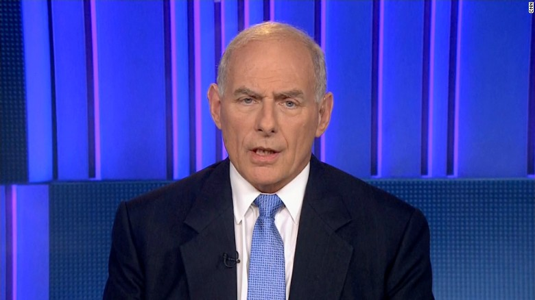 Kelly: Will expand electronics ban if needed