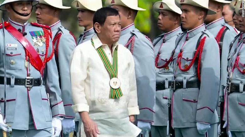 Trump praises Duterte's deadly drug war in leaked transcript